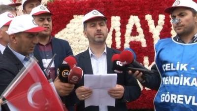 Hak-iş İstanbul İl Başkanı Mustafa Şişman: 'Hükümetimiz 1 milyona yakın taşeron işçiyi kadroya alarak kapitalizme büyük bir meydan okuma gerçekleştirmiştir'