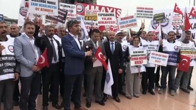 İstanbul'da 1 Mayıs- SİME-SEN ve SAHİM-SEN - İSTANBUL
