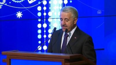 Bakan Arslan: 'Dünyada en fazla siber saldırı alan ülkelerden biri haline geldik' - ANKARA