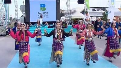 Bakan Eroğlu, Balıkesir'de 20 milyon TL'lik köprünün temelini attı