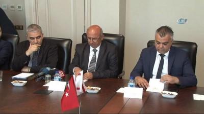 Başbakan Yardımcısı Recep Akdağ: 'Kıbrıs adasında Türk ve Rum toplumunun eşitliği kabul edilmeden bir ilerleme sağlanamaz. İki eşit toplumun beraber yaşayacağı bir düzen kurmak zorundayız'