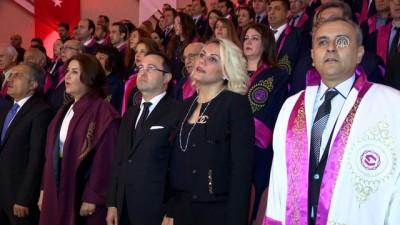 DAP Holding Yönetim Kurulu Başkanına fahri doktora (1) - İSTANBUL