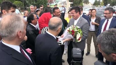 Ekonomi Bakanı Zeybekci: 'Yedi düvelle mücadele veriyoruz' - DENİZLİ