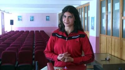Konferans salonundan Türkiye şampiyonluğuna uzandı - KIRŞEHİR