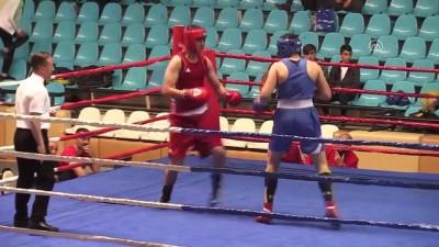 Okul Sporları B Gençler Boks Türkiye Şampiyonası - ERZİNCAN