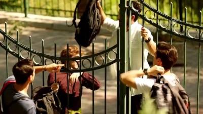 Sinema - Öğrenci Kafası: Soygun - İSTANBUL