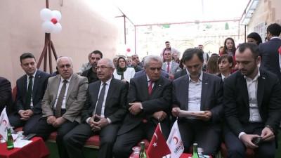 Türk Kızılayı'nın 14. Toplum Merkezi açıldı - MARDİN