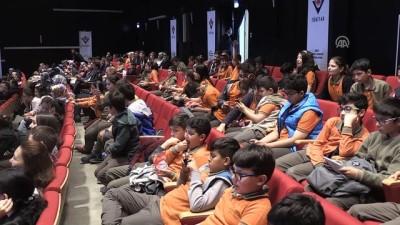 '12. Ortaokul Öğrencileri Araştırma Projeleri' yarışması - KAYSERİ