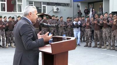 Afrin'den dönen özel harekatçılara mehterli karşılama - İSTANBUL