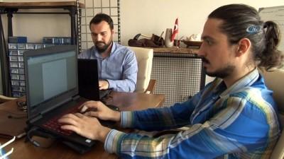 Ahmet Enes Mangan: ''Laptop kamerasından izleniyor olabilirsiniz''