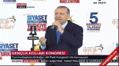 Cumhurbaşkanı Erdoğan'dan CHP'ye çok sert sözler
