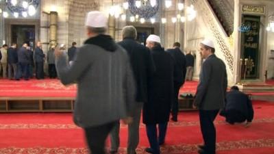"""Diyanet İşleri Başkanı Prof. Dr. Ali Erbaş: """" Ramazan ayında teravih namazlarımızı rahat bir şekilde hocalarımızın kıldırmasını ve acele etmemelerini özellikle tavsiye ediyoruz"""""""