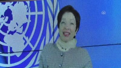 Dünya Engelliler Birliği 6. Genel Kurulu - MERSİN