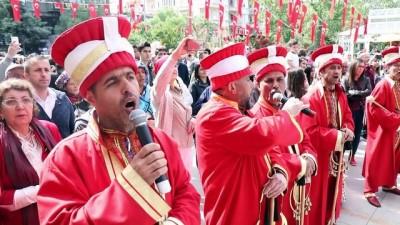 'Gül Fuarı ve Uluslararası Gül Festivali' başladı - ISPARTA