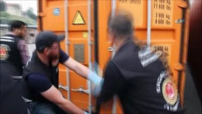 Gümrükler Muhafaza müdürlüğü kaçakçılara göz açtırmadı