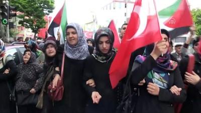 İsrail ve ABD protestoları - ADIYAMAN