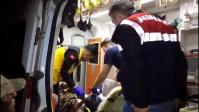 Jandarma 80 yaşındaki alzheimer hastasını donmak üzereyken buldu
