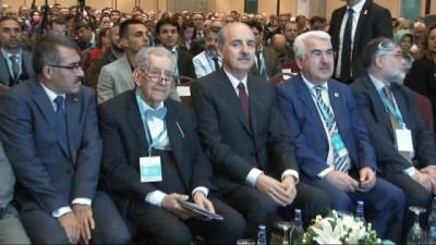 Kültür ve Turizm Bakanı Numan Kurtulmuş: '2023'e, 2053'e doğru nasıl bir İstanbul hedefliyoruz, tasarlıyoruz bunu ortaya koyacağız''
