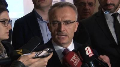 Maliye Bakanı Naci Ağbal: 'Birçok alanda Özelleştirme İdari Başkanlığı olarak hazırlıklarımız var'