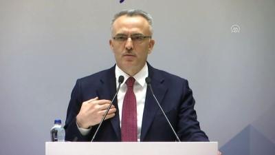 MASAK-TBB Çalıştayı - Maliye Bakanı Ağbal - İSTANBUL