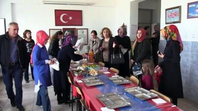 Mehmetçiğe anne yemeği - ZONGULDAK