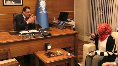 AK Parti'de 2 bin 100 aday üst komisyona sevk edildi - ANKARA