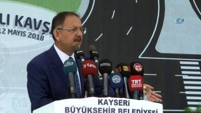 """Bakan Özhaseki: """"İmar barışından gelen kaynak ile belediyelere 0 faizli kredi kullandıracağız"""""""