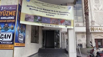 'Biyolojik Çeşitliği Envanter ve İzleme' Çalıştayı' - ŞANLIURFA