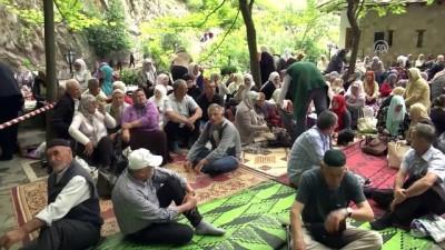 seyhler - Bosna Hersekli Müslümanlar Blagay Tekkesi'nde buluştu - MOSTAR