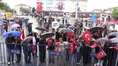 CHP'nin cumhurbaşkanı adayı İnce, Bozkurt'ta - DENİZLİ
