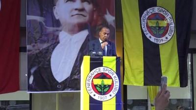 Fenerbahçe evlerinden ilki Antalya'da açıldı - ANTALYA