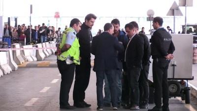 Fünyeyle patlatılacak valizin sahibi son anda yetişti - İSTANBUL