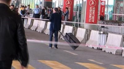Havalimanındaki sahipsiz valiz, polis ekiplerini harekete geçirdi