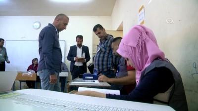 Irak'ta milletvekili genel seçimleri - ERBİL