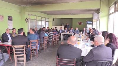 Sanayi sitesindeki patlama - STK temsilcileri toplandı - IĞDIR