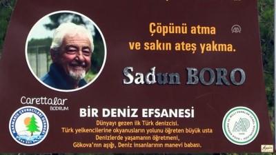 Türk denizci Boro için anıt - MUĞLA