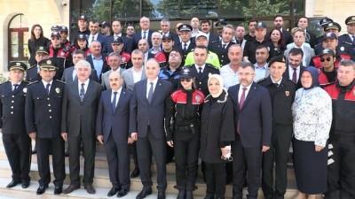 15 milletvekilinin CHP'ye dönmesi - Bakan Özlü (2) - DÜZCE