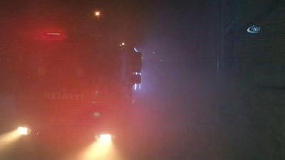 Adana Adliyesi'nde yangın paniği