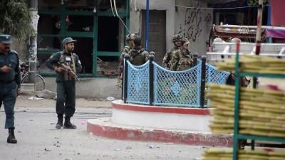 silahli saldiri - Afganistan'da saldırı: 12 ölü - CELALABAD