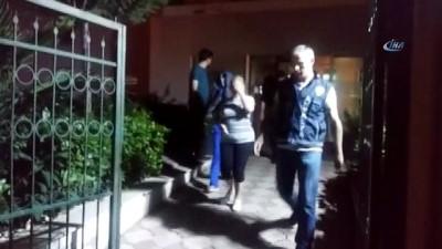 - Antalya'da fuhuş operasyonu: 3 gözaltı
