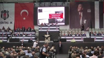 Beşiktaş Kulübünün mali kongresi - İSTANBUL