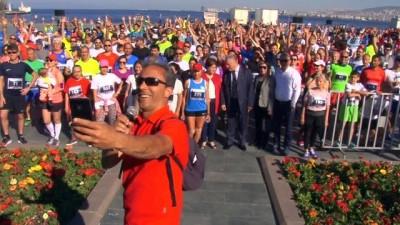 Bin atlet, 19 Mayıs için koştu
