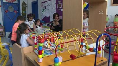 Çocuğun oyuncağı mesleğinin ipucu - İZMİR