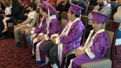 Çocuk Üniversitesi dördüncü mezunlarını verdi
