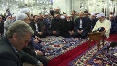 Diyanet İşleri Başkanı Erbaş, gençlerle buluştu - İSTANBUL