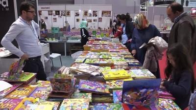 'Doğu Anadolu Erzurum Kitap Fuarı' sona erdi