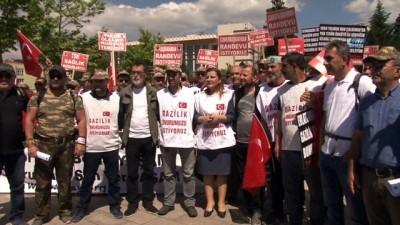 Gazilik unvanı için yola çıkan 120 kişi Kocaeli'ye ulaştı