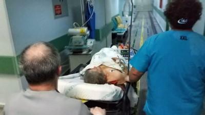 silahli saldiri -  Samsun'da yaşlı kadın silahlı saldırıda ağır yaralandı