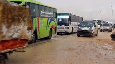 Suriye'de rejim ablukasından zorunlu tahliyeler sürüyor - HAMA