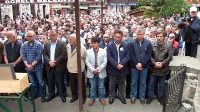- Ünlü söz yazarı Ahmet Kaçar, Giresun'da toprağa verildi